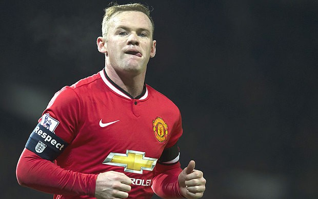 Man Utd news: Manager says stars are playing for their futures and Wayne Rooney's days as a striker may be over