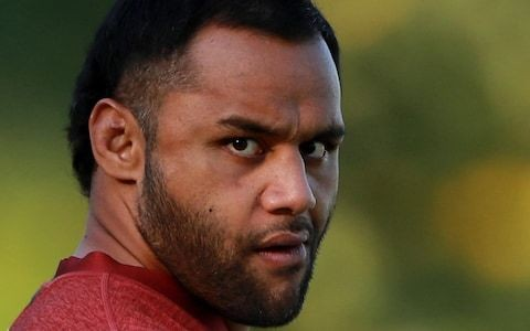 Billy Vunipola warns England team-mates of World Cup dangers of not 'turning up' against Australia