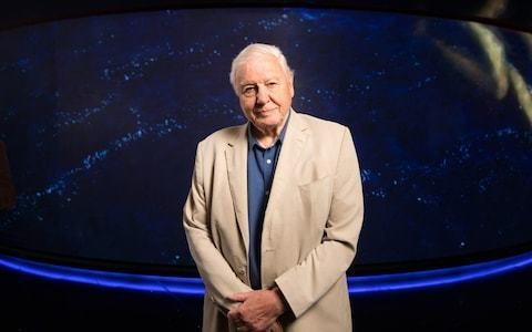 Demand for David Attenborough tickets outstrips Glastonbury, Wimbledon and Olympics