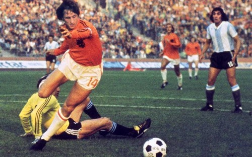 Johan Cruyff dies, aged 68 - tributes and reaction