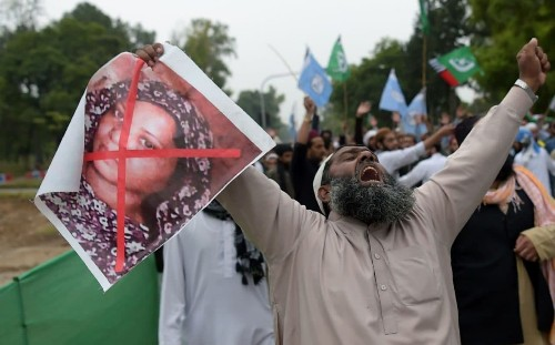 Why is the Foreign Office being so un-Christian over Asia Bibi?