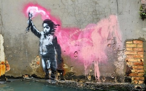 Overpriced, obvious, ubiquitous: what is the point of Banksy?