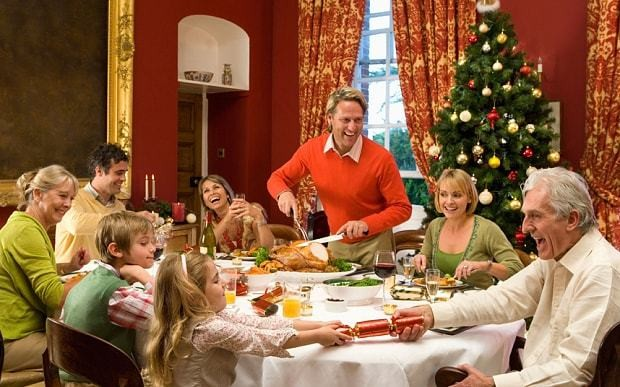 Family cooks quit the kitchen in favour of dining out on Christmas Day