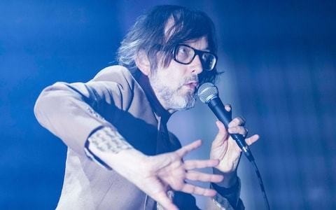 JARV IS review, Leith Theatre, Edinburgh International Festival: rock grandeur and kitchen-sink humour from the one and only Jarvis Cocker