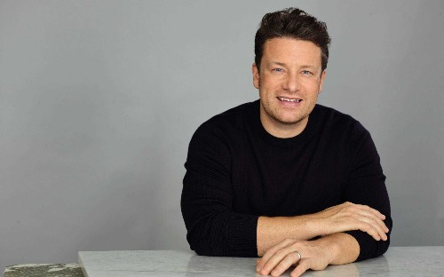 In times of crisis, Jamie Oliver is the national treasure we need