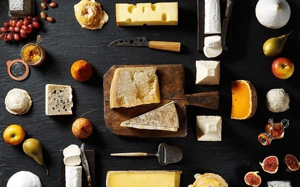 Forget brie: try this ultimate Christmas cheeseboard