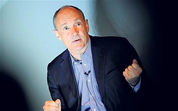 Inventor of world wide web criticises NSA over privacy breaches