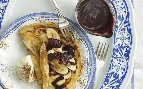 Pancake recipes from around the world