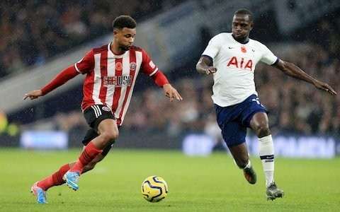Moussa Sissoko still believes Tottenham can finish in Premier League top four