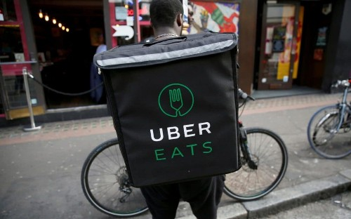 Coffee to your door: Starbucks teams up with UberEats to deliver hot drinks to millennials