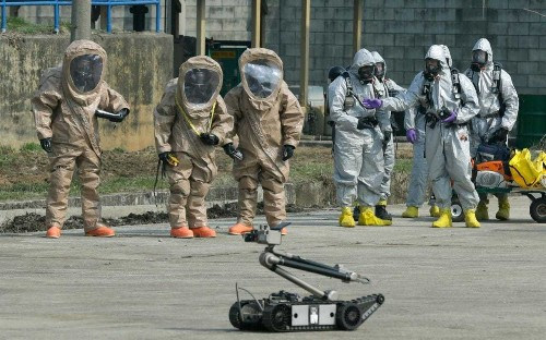 US officials fear North Korea building biological weapons amid signs of microbe production