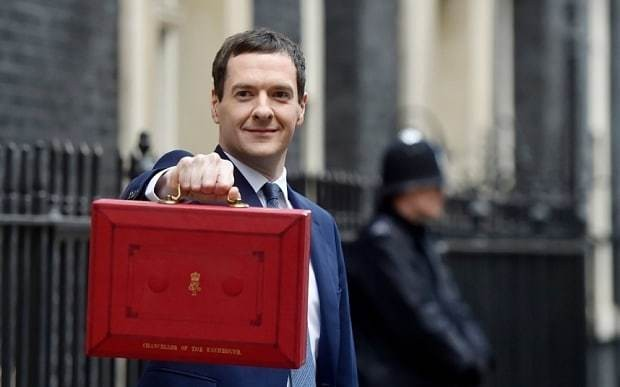 Budget 2016: George Osborne's speech in charts
