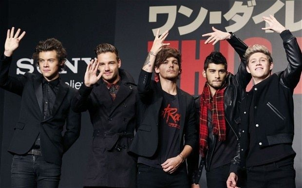 One Direction, Midnight Memories, album review