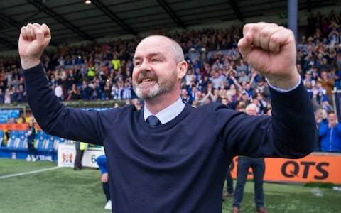 Steve Clarke appointed as new Scotland head coach