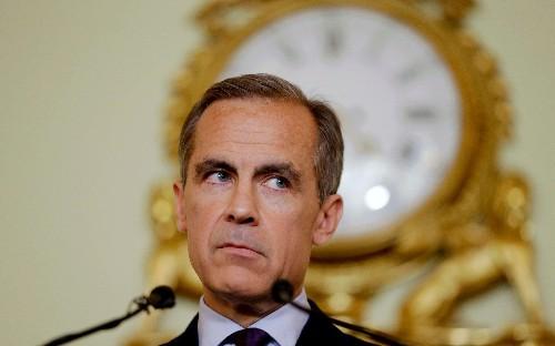 Britain should brace for economic hit from coronavirus, Carney warns