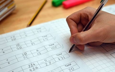 Police investigating Maths A-level leak arrest two people
