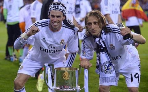 Luka Modric hopeful 'important' Gareth Bale will remain a Real Madrid player