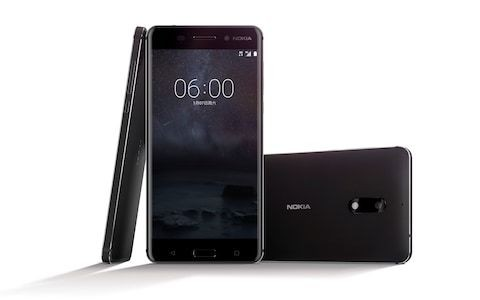 First Nokia smartphone in three years unveiled