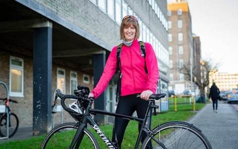 Midlife Fitness Files: Professor Pam Kearns on cutting out gluten and cycling every day