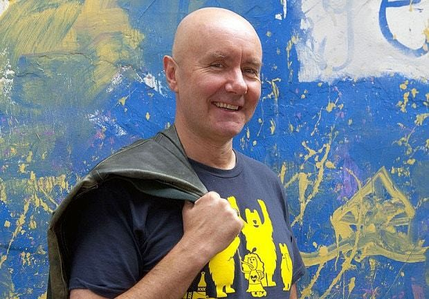 Irvine Welsh: 'I was a heroin addict – then I found buy-to-let'