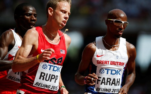 Mo Farah craving track return as he seriously considers defence of world 10,000m title