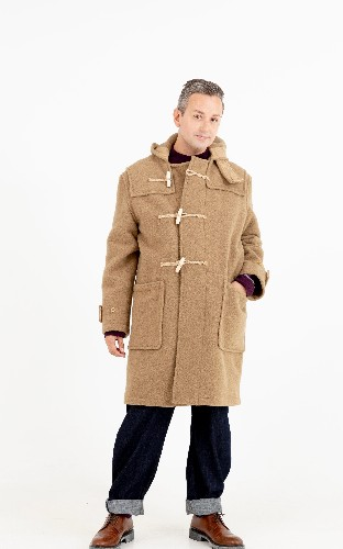 Why it's time to revisit the duffle coat