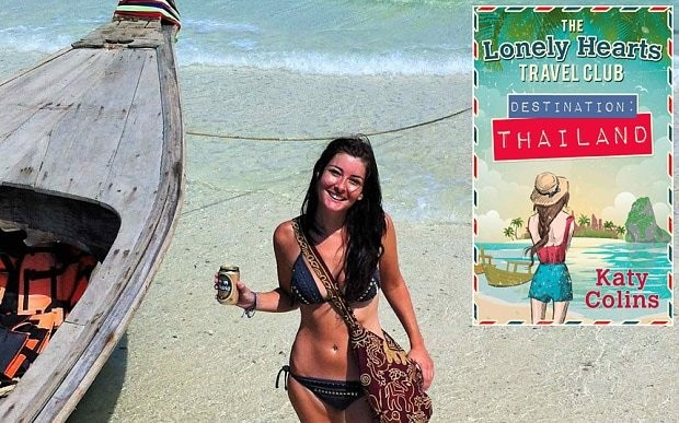 Jilted bride left at the altar quits her job, sells her house, travels the world and writes a book