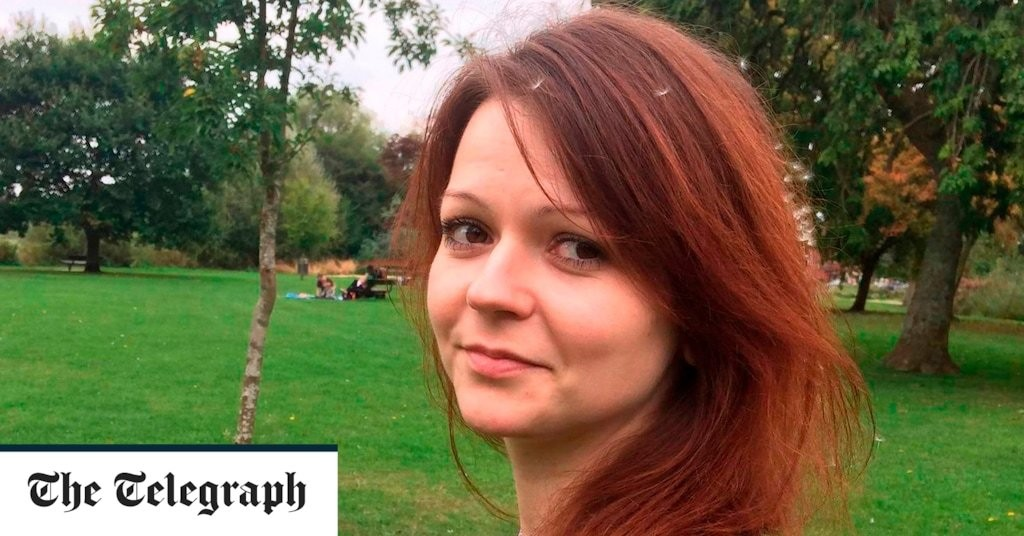 Skripal requires live-in nurse but tries to do exercise, his niece claims