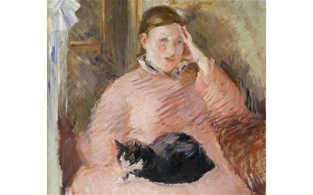 Manet: A tale of two cats