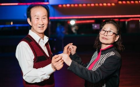 Seoul music: pensioner discos take off in South Korea as the over-65s dance away their health woes