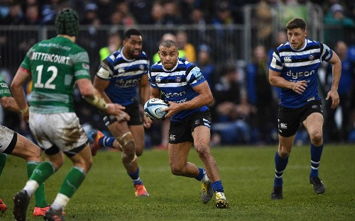 Joe Cokanasiga drops timely hint to Eddie Jones with try-scoring return from injury with Bath