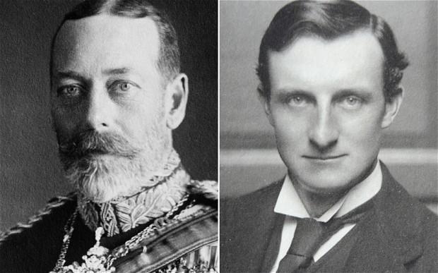 Revealed: how King George V demanded Britain enter the First World War