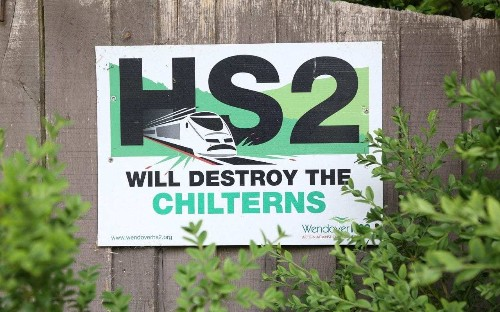 HS2 predicted noise levels would breach new World Health Organisation limits