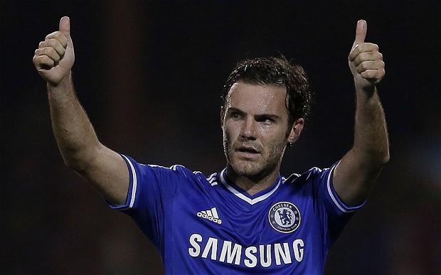 Chelsea midfielder Juan Mata insists his self-belief is stronger than ever