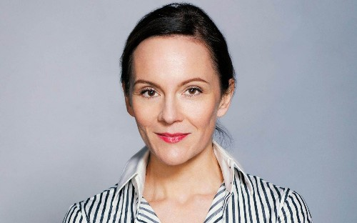 Rachael Stirling on how she spends her Saturday... making brunch and checking out the dinosaurs at Crystal Palace Park