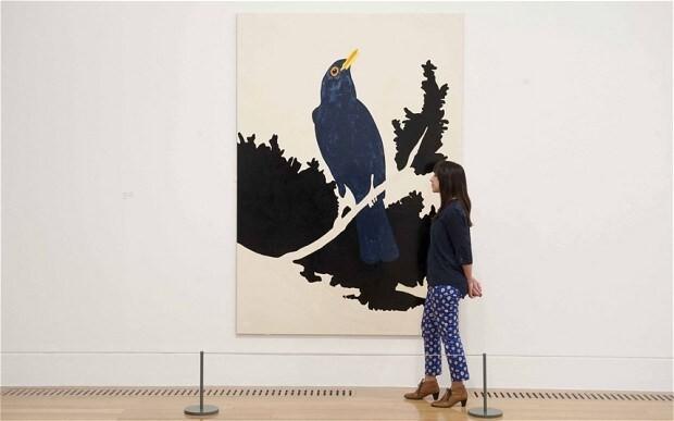 Gary Hume, Tate Britain, review