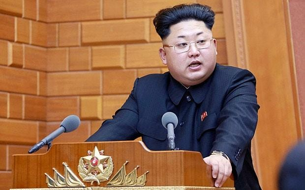 North Koreans ordered to copy Kim Jong-un's 'ambitious' hair style