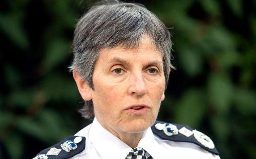 Scotland Yard chief says politicians have left police lagging behind the bad guys