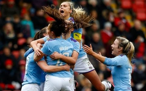 Lack of technology in the women's football under scrutiny after Manchester United's contentious FA Cup exit to Manchester City