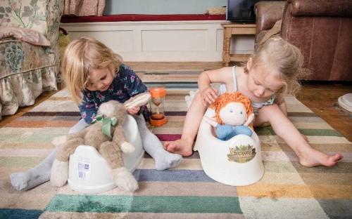Why do today's parents find potty training so tough?
