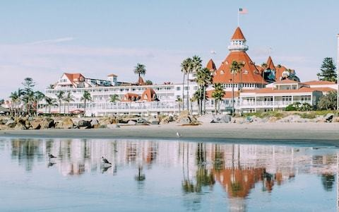 Revisiting the Del Coronado Hotel, scene of a classic film – and my best childhood holiday