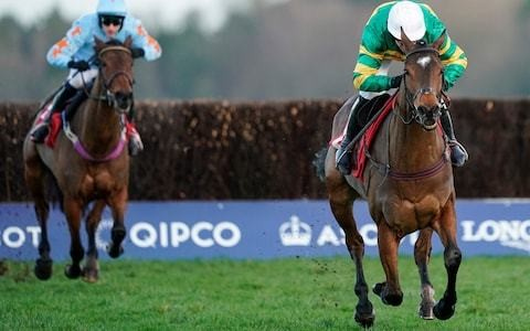 Champion Chase on the cards after Defi Du Seuil eases down at Ascot