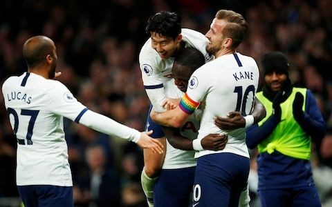 Son Heung-min sublime as Tottenham Hotspur thrash lacklustre Burnley