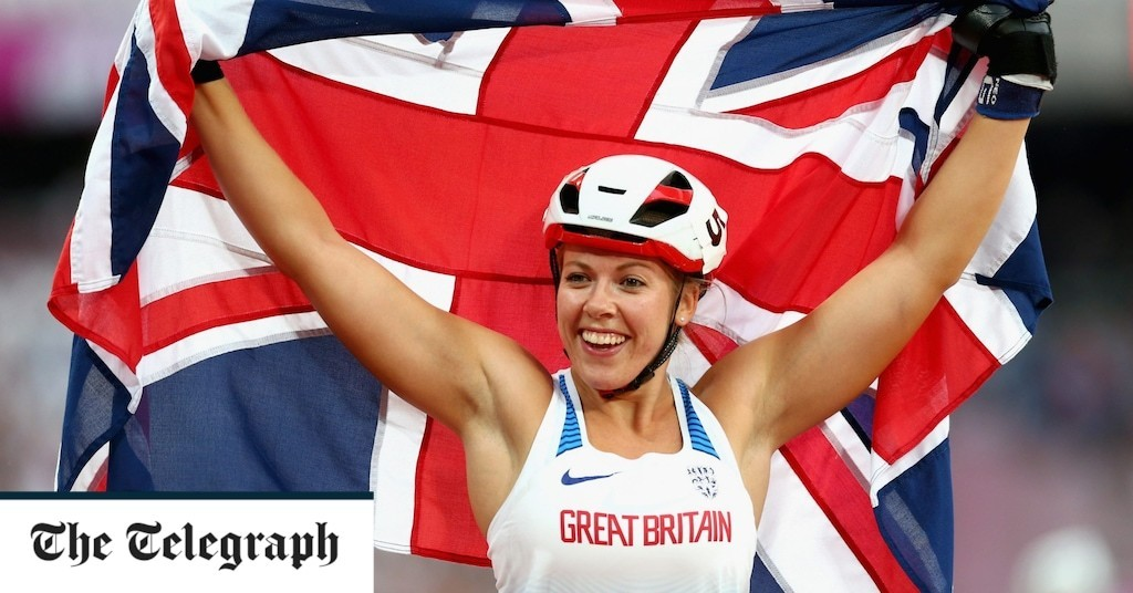 Paralympic champion Hannah Cockroft: Birmingham 2022 is a massive opportunity for women's and para sport