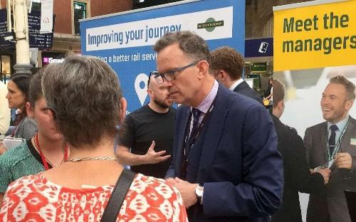 Govia Thameslink boss given £400,000 payoff despite timetable chaos