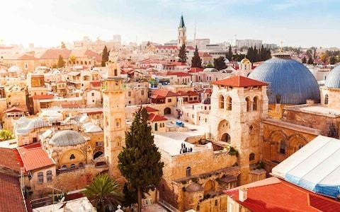 Seven reasons why you should visit Jerusalem on a city break in 2019