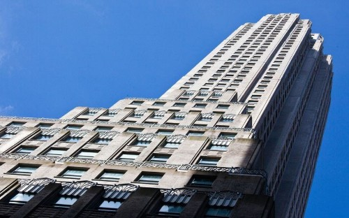 New York City's 10 tallest towers