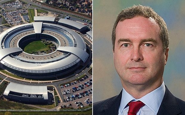 Britain's spy chief says US tech firms aid terrorism