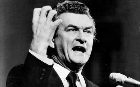 Bob Hawke, Australian Prime Minister for much of the 1980s who embodied his country's ebullient and self-confident spirit – obituary