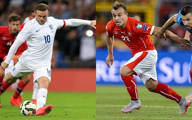 England vs Switzerland, Euro 2016 qualifier: as it happened